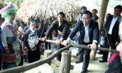 Phó Thủ tướng Vương Đình Huệ: Lai Châu tăng trưởng dịch vụ thấp hơn tăng trưởng kinh tế