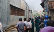 Kom Tum: Một nhà dân bị thiêu rụi hoàn toàn do chập điện
