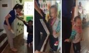Xuất hiện thêm clip giáo viên cơ sở mầm non Sen Vàng bạo hành trẻ nhỏ