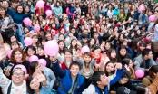 Dòng người nô nức đổ về showcase Tâm 9 đập tan cái lạnh mùa đông Hà Nội