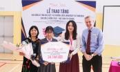Nữ sinh Bình Dương đạt học bổng 34.744 USD từ Quỹ Vì tầm vóc Việt