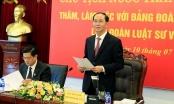 Chủ tịch nước: Xây dựng đội ngũ luật sư có trình độ ngang tầm khu vực và quốc tế