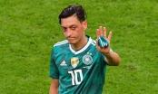 Mesut Ozil tuyên bố chia tay đội tuyển Đức