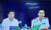 Chủ tịch UBND TP HCM Nguyễn Thành Phong tiếp đại diện các hộ dân Thủ Thiêm