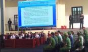 Công bố cáo trạng, bắt đầu tranh tụng tại phiên xử Phan Văn Vĩnh và các bị cáo trong đại án Rickvip