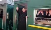 Triều Tiên xác nhận Chủ tịch Kim Jong Un đi tàu hỏa tới Việt Nam