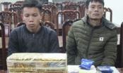 Nghệ An: Bắt hai cha con tự lái xe vận chuyển heroin và ma túy dạng đá