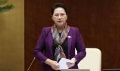 Quốc hội kêu gọi nhân dân bình tĩnh, tin tưởng vào quyết định của Đảng, Nhà nước