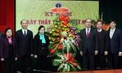 Lãnh đạo Đảng, Nhà nước chúc mừng 61 năm Ngày Thầy thuốc VN