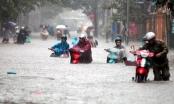 Dự báo thời tiết ngày 27/5: Hà Nội mưa to đến rất to