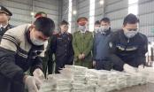Phú Thọ: Tiến hành tiêu hủy 300 bánh Heroin của vụ Vàng A Cáng