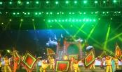 Giỗ Tổ Hùng Vương 2018: Rực rỡ sắc màu Lễ hội dân gian đường phố Việt Trì 2018