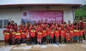 Hà Giang: Rạng ngời ánh mắt trẻ thơ đón khai giảng trong ngôi trường mới