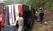Lâm Đồng: Tai nạn thảm khốc 7 người tử vong và hàng chục người nguy kịch