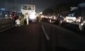 Băng qua dải phân cách, một người bị xe khách tông văng xa tử vong tại chỗ