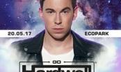 Ngôi sao DJ Top 3 thế giới Hardwell biểu diễn tại Việt Nam