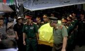 Tiễn đưa Bí thư, Chủ tịch HĐND Yên Bái về nơi an nghỉ cuối cùng