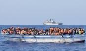 40 trẻ em thiệt mạng trong các vụ đắm tàu ở Địa Trung Hải