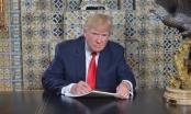 Nhà Trắng thừa nhận ông Trump không tự viết diễn văn nhậm chức