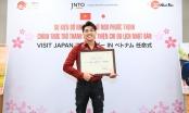"""Noo Phước Thịnh làm """"Đại sứ thiện chí Du lịch Nhật Bản"""""""