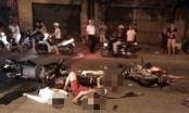 """Hải Phòng: Hai xe máy đi tốc độ cao """"chọi nhau"""", 2 người thiệt mạng"""
