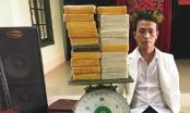 Quảng Ninh: Bộ đội Biên phòng bắt giữ đối tượng mang va ly chứa hàng chục bánh heroin