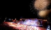 Quảng Ninh: Bắn pháo hoa tầm cao tại sự kiện Canaval 2018