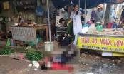 Công an tỉnh Hải Dương thông tin về vụ người phụ nữ bị sát hại giữa chợ