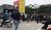 Hà Nội: Hai vợ chồng bị cuốn vào gầm ôtô sau tai nạn liên hoàn