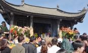 Gần 100 nghìn lượt du khách đến với núi thiêng Yên Tử đầu năm mới
