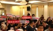 """TP HCM: Người dân chung cư Đại Thành """"Xin chủ đầu tư đừng hứa nữa"""""""