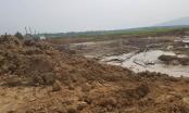 """Bình Thuận: Dân bức xúc nạn """"cát tặc"""" hoành hành tại hồ Biển Lạc"""