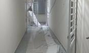 TP HCM: Sập trần nhà chung cư Tecco Green Nest, nhiều hộ dân hoảng loạn