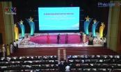 Toàn cảnh trao giải Cuộc thi Tìm hiểu Hiến pháp nước CHXHCN VIệt Nam