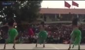 Màn biểu diễn bikini phản cảm tại Lễ hội miền quan họ Bắc Ninh