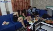 TP HCM: Đột kích nhà hàng tổ chức cho vũ nữ thoát y tắm bia và bán dâm