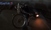 Bình Dương: Người dân truy đuổi tài xế container bỏ chạy sau tai nạn