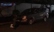 Bình Dương: Táo tợn đập cửa kính ô tô, trộm tài sản