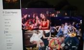 Kỳ 8: Những hình ảnh thường thấy ở một quán Bar lớn tại Hà Nội