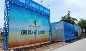 Dự án Opal Garden của Tập đoàn Đất Xanh bị đình chỉ thi công