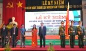 Huyện Tân Yên - Bắc Giang kỷ niệm 60 năm thành lập huyện anh hùng và đón Huân chương lao động hạng nhất