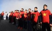 Những khoảnh khắc không thể nào quên của U23 Việt Nam tại đỉnh thiêng Fansipan