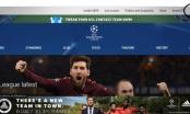 Cách xem Champions League/cúp C1 châu Âu mới nhất