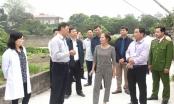 Ngăn dịch tả lợn Châu Phi xâm nhập vào Bắc Giang, Bí thư Tỉnh uỷ trực tiếp về huyện Hiệp Hoà kiểm tra