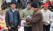 Lào Cai: Chăn ấm, gạo thơm đã tới tận tay người nghèo vùng giá rét
