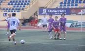 Giao lưu bóng đá chào mừng Kỷ niệm 60 năm khoa Ngữ văn - Đại học Tổng hợp Hà Nội