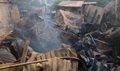 Vụ hỏa hoạn ở Đê La Thành do chập điện tại nhà ông Hiệp khùng?