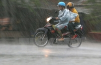 Dự báo thời tiết ngày 19/10: Bắc Bộ tiếp tục lạnh, Trung Bộ và Nam Bộ có mưa lớn diện rộng