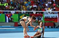 Những khoảnh khắc đắt giá nhất Olympic 2016