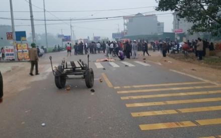 Xe khách đâm vào đoàn người đưa tang tại Vĩnh Phúc: Số người thiệt mạng đã tăng lên 7
